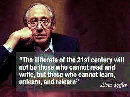 illiterate